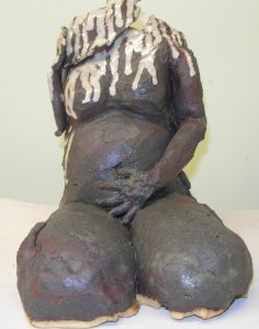 Janet Haroldson sculpture