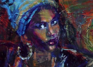 Sherie Drake portrait woman of color