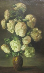 Jan W.H. Vanderwooling and Schreuder c. 1900 oil painting